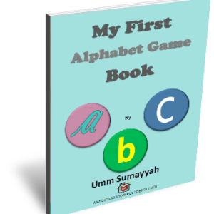 My First Alphabet Game Book