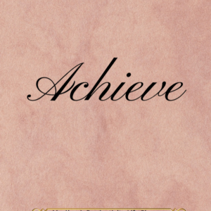 Achieve: Muslimah Productivity Life Planner