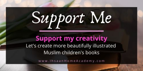 Support my creativity ihsaan home academy