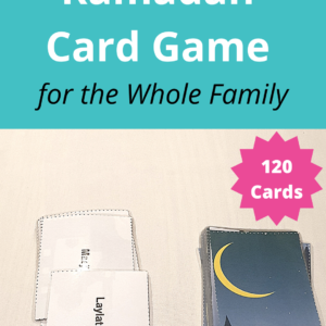 Ramadan Card Game